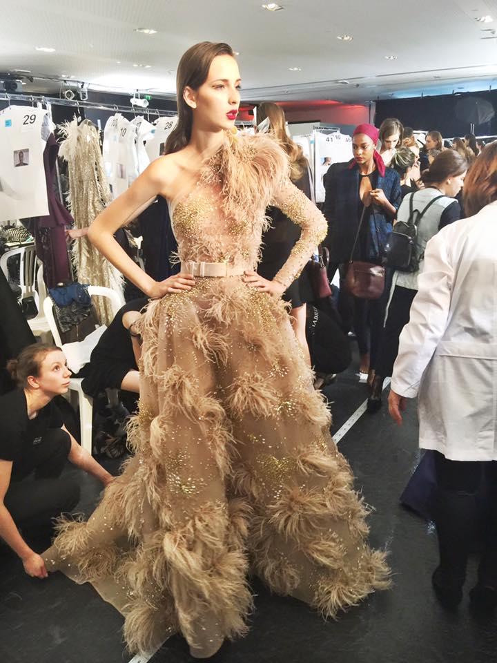 Elena Damy - couture week paris bridal fashions elie saab world ...