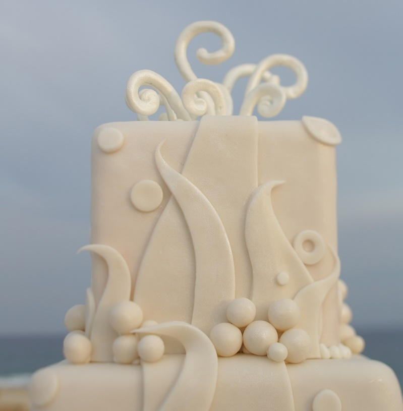 fondant square wedding cakes cabo cake bakers elena damy destination wedding planners chris plus lynn photo