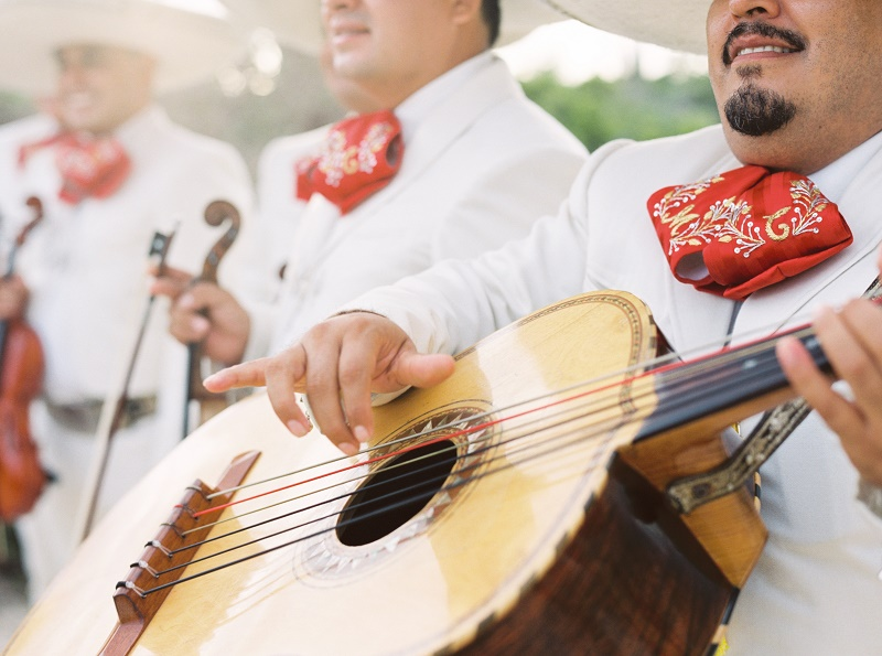 mariachi bands baja mexico elena damy destination wedding planners