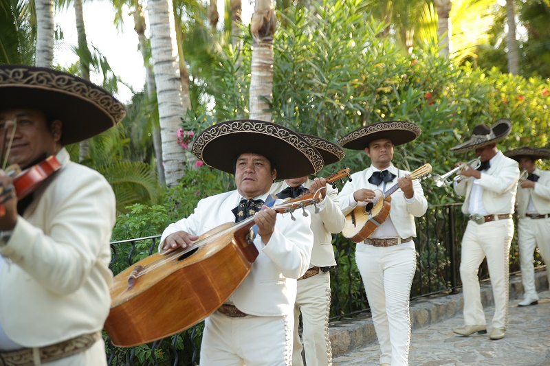 mariachis mexico weddings elena damy wedding planners cabo san lucas