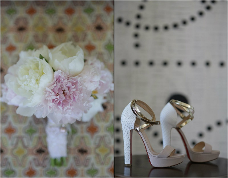 peony bridal bouquets louboutin shoes for weddings elena damy destination weddings
