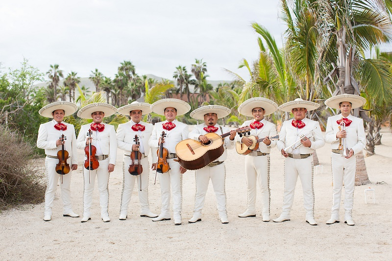 traditional mariachi bands cabo san lucas mexico music for weddings elena damy wedding planners