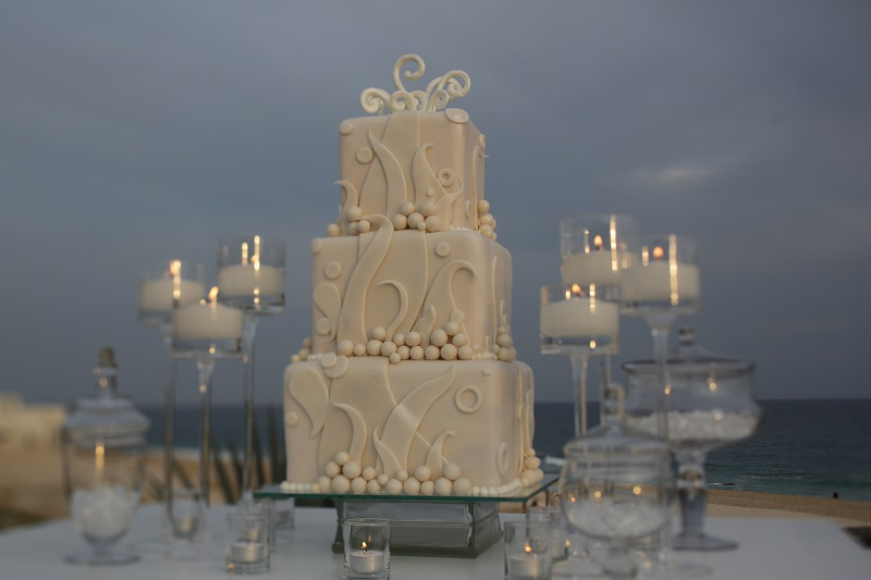 wedding cake designers cabo san lucas elena damy destination wedding planners chris plus lynn