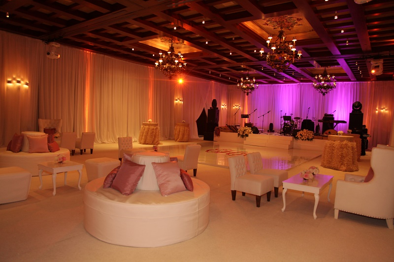 white lounge after party dancing Cabo Weddings One and Only Palmilla Elena Damy Event Design Cabo Chris Plus Lynn Photo