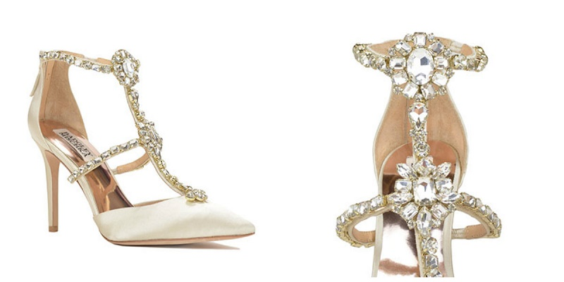 b89fca7d0 Our Top 5 Favorite Wedding Shoes by Badgley Mischka