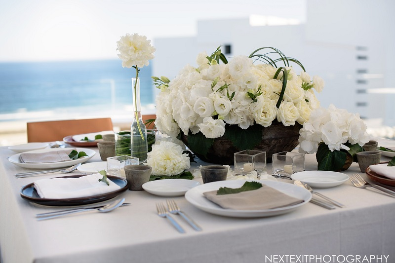 Modern Wedding Design Elena Damy Destination Wedding Planners Floral Designers Cabo Mar Adentro Hotel Weddings Next Exit Photography 12
