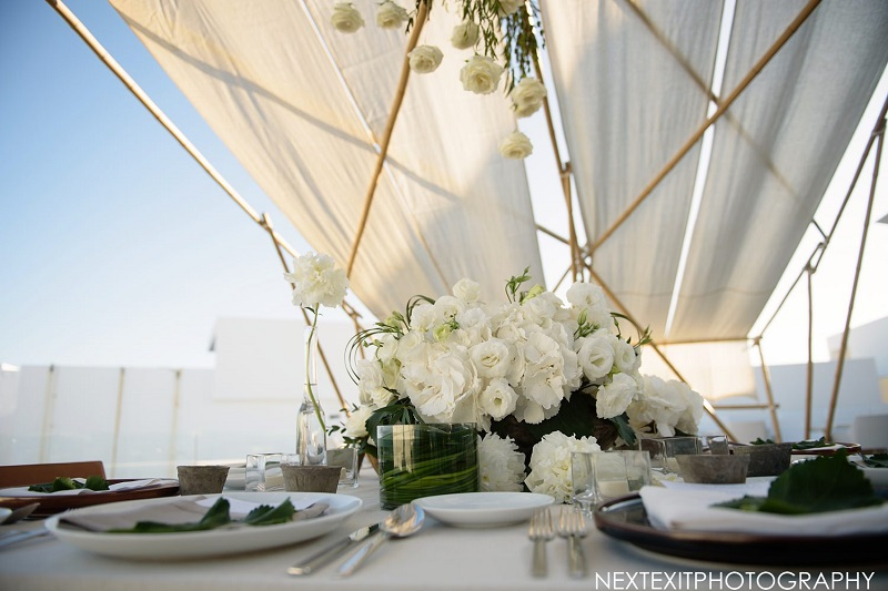 Modern Wedding Design Elena Damy Destination Wedding Planners Floral Designers Cabo Mar Adentro Hotel Weddings Next Exit Photography 14