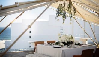 Modern Wedding Design Elena Damy Destination Wedding Planners  Floral Designers Cabo Mar Adentro Hotel Weddings Next Exit Photography 72