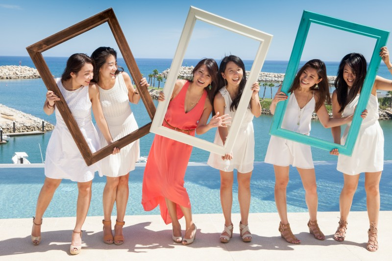 Pre Wedding Bridal Party Photo Shoots Wedding Trends 4 Eyes Photography NY Elena Damy Destination Weddings Cabo San Lucas 12