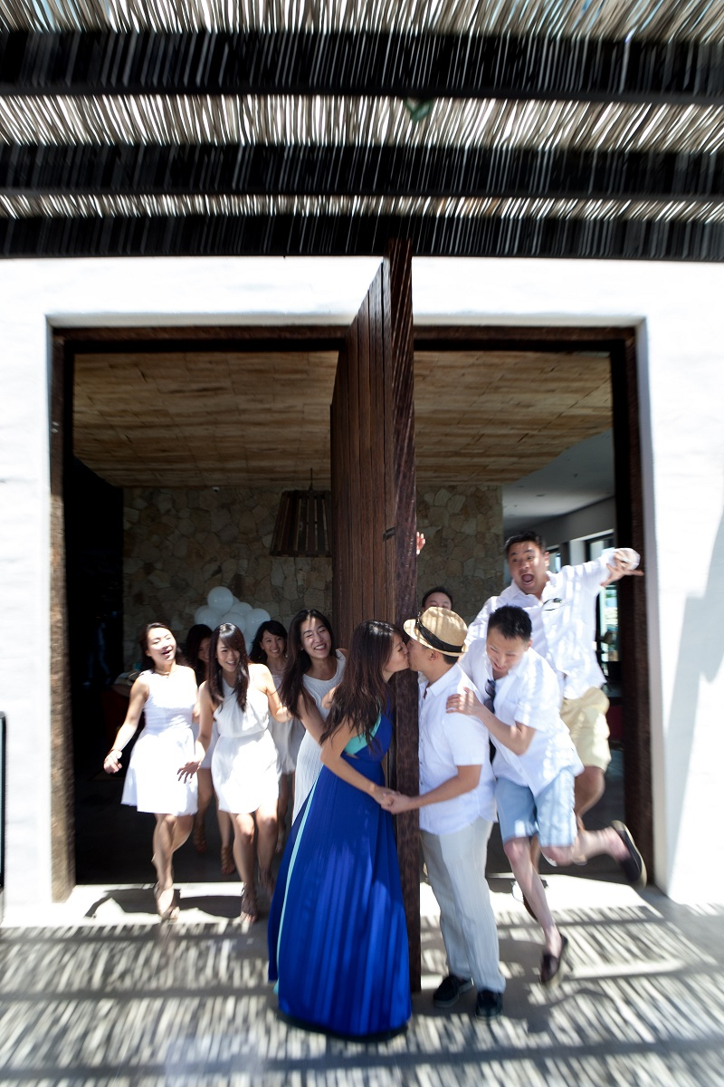 Pre Wedding Bridal Party Photo Shoots Wedding Trends 4 Eyes Photography NY Elena Damy Destination Weddings Cabo San Lucas 7