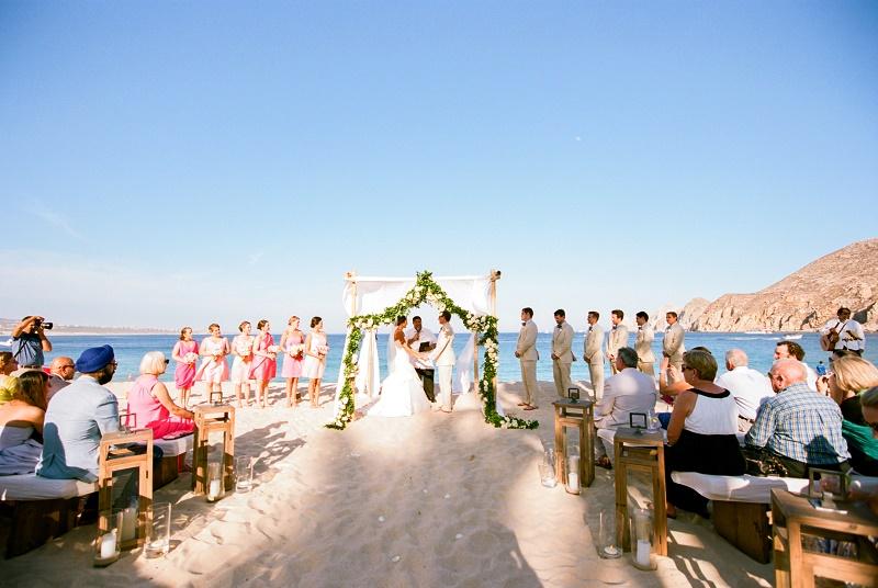 beach wedding chuppahs cabo san lucas mexico destination weddings elena damy floral design