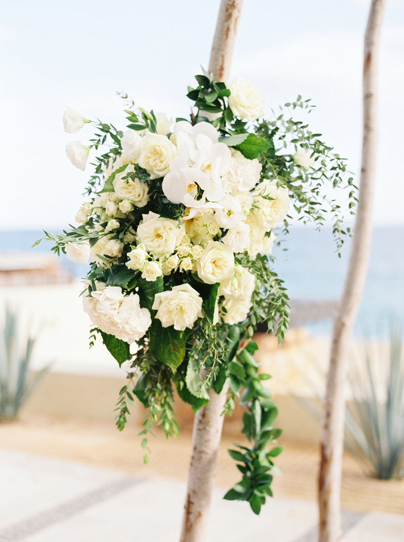 ceremony-arch-details-white-flowers-birch-branches-baja-weddings-elena-damy-destination-wedding-planners