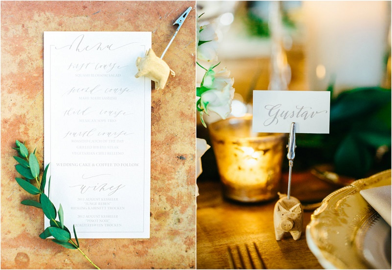 hand-calligraphed-menus-and-placecards-sophisticated-mexico-weddings-luxury-weddings-cabo