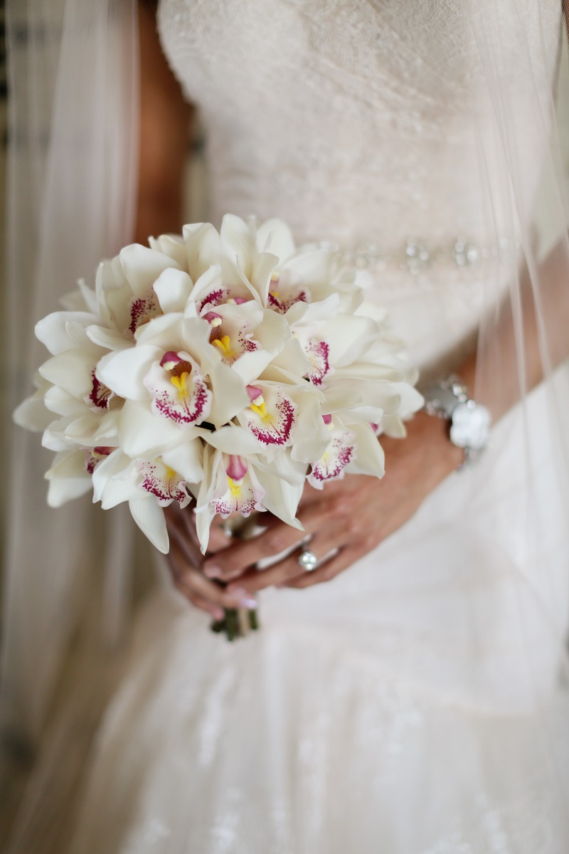 Elena Damy - The Elegant Beauty of an Orchid Bouquet - Elena Damy