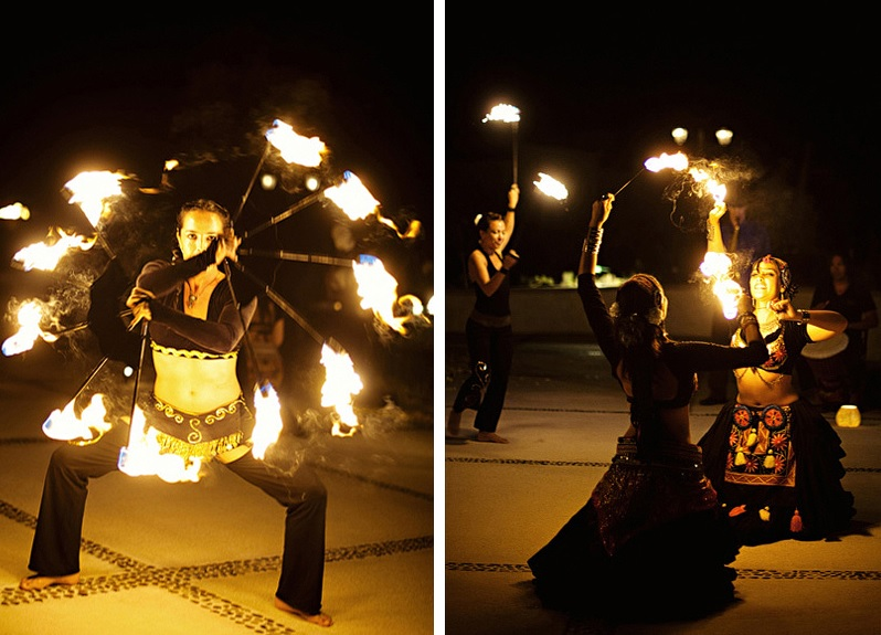 fire-dancers-baja-california-elena-damy-destination-weddings-las-ventanas-meka-and-shon