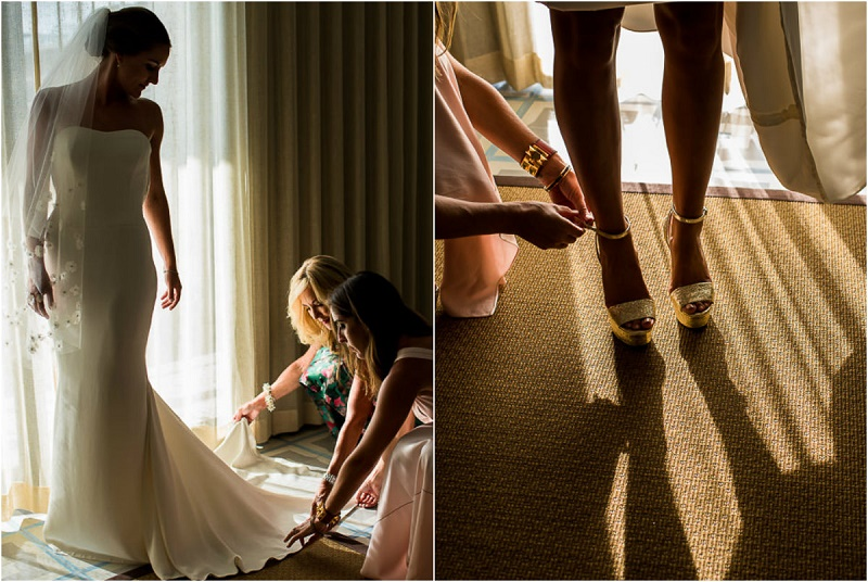 bride dressing cabo weddings los cabos wedding planners elena damy