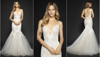 Hayley Paige Rae Wedding Gown Elena Damy