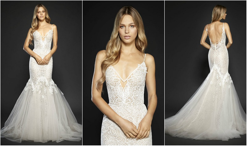 How much are hayley paige wedding gowns-6917