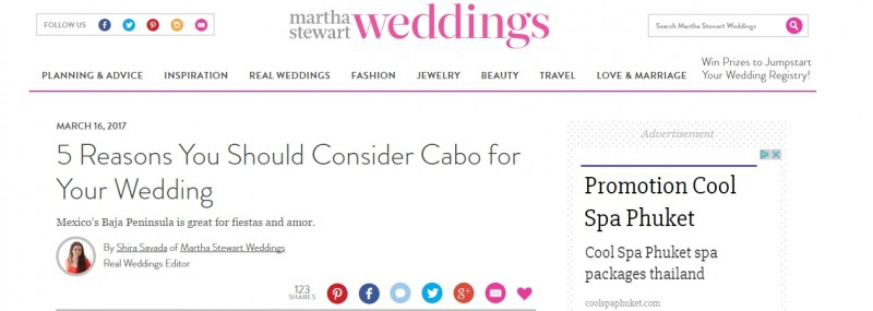 martha stewart weddings cabo wedding vendors elena damy