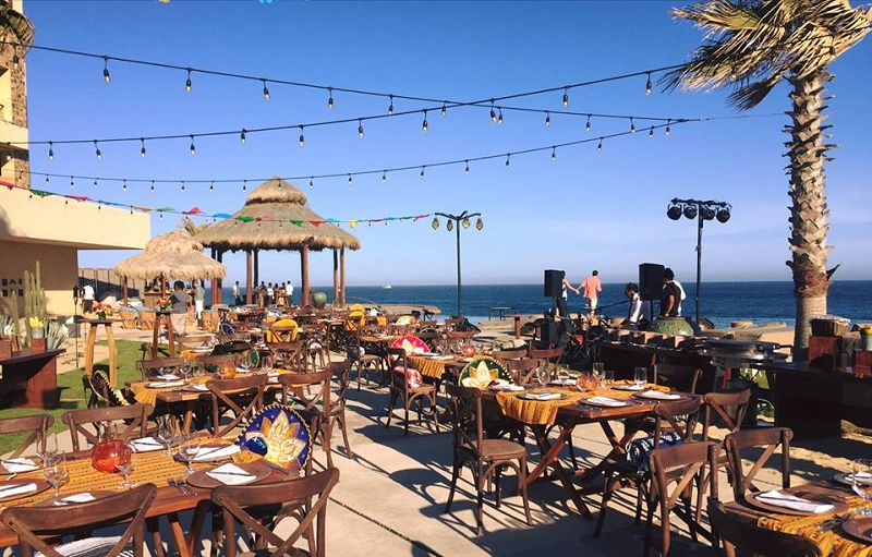 Cabo San Lucas Corporate Events Elena Damy Party Planners Resort at Pedregal