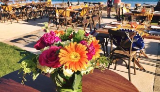 Corporate Events Los Cabos Mexico Party Planners Resort at Pedregal Elena Damy Events