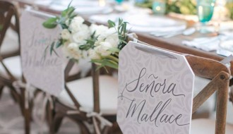 The Knot Cabo Weddings Floral Design Elena Damy
