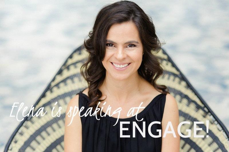 ELENA DAMY Creative Director Speaker Wedding Industry Event Design Mexico 2