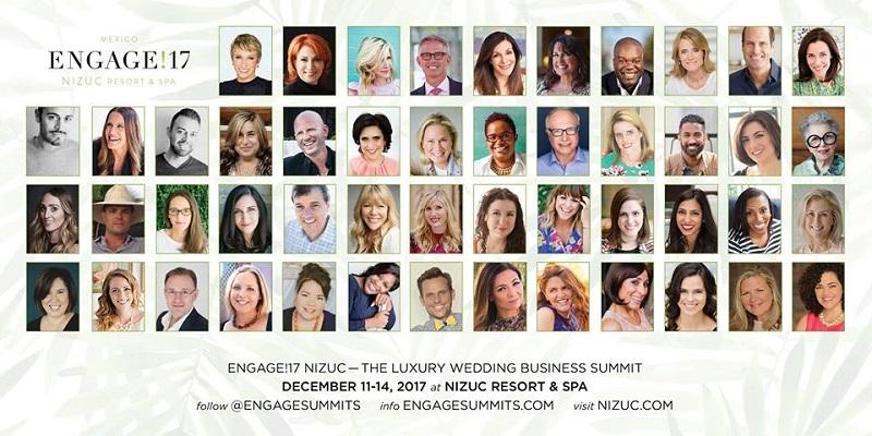 Nizuc Engage Luxury Wedding Business Summit Elena Damy Speaker