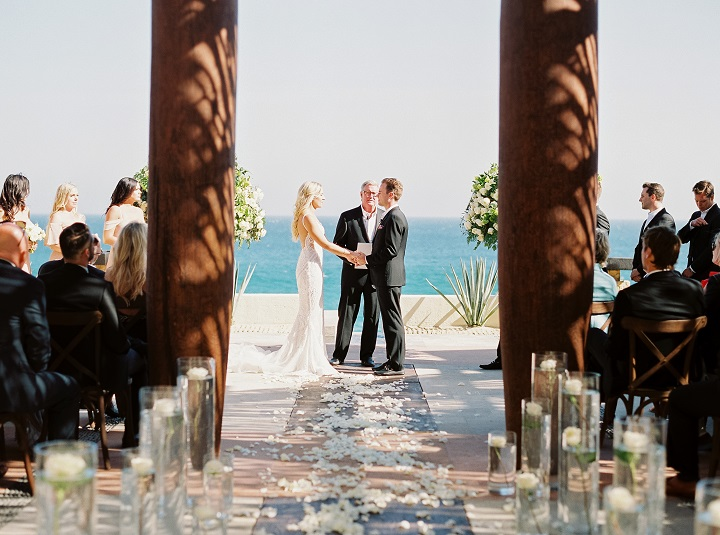 beach weddings mexico elena damy event designers