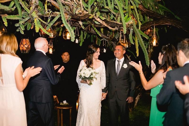 elsa wedding ceremony