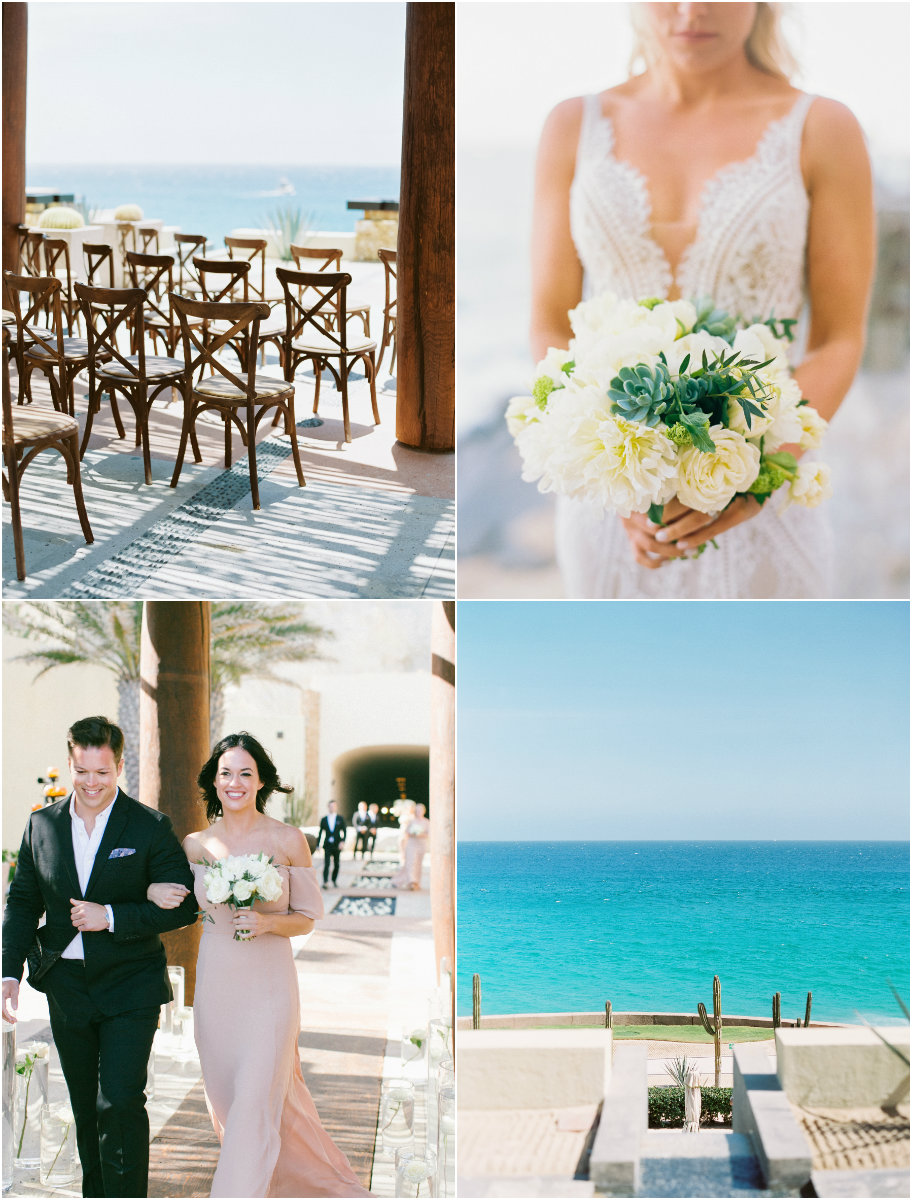 weddings at pedregal resort in cabo san lucas