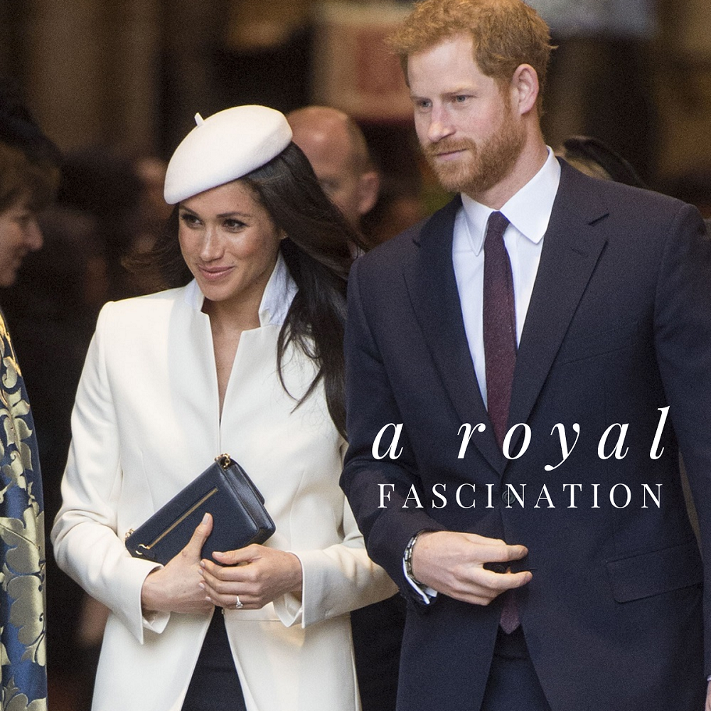 royal wedding fashion trends