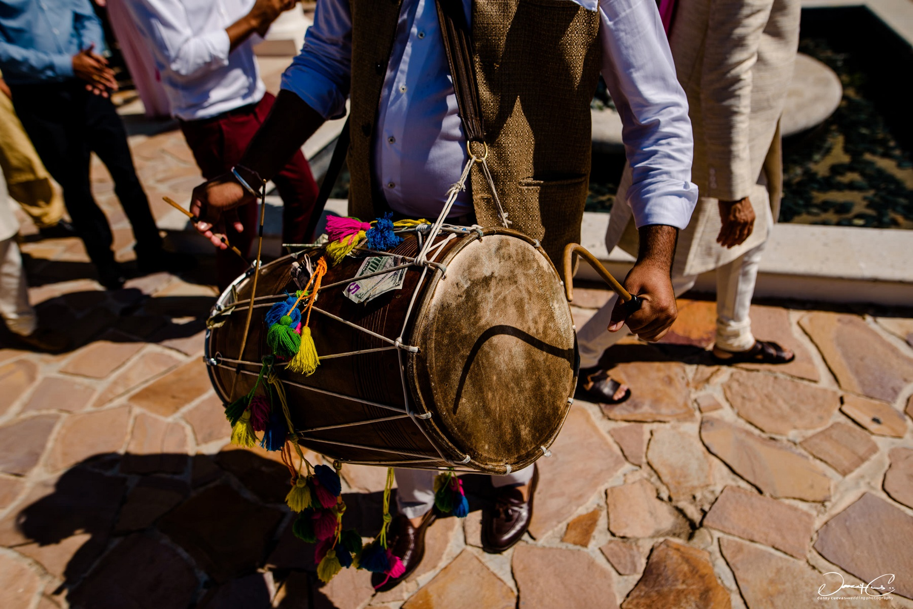 Indian Wedding Ceremony Cabo San Lucas Mexico Wedding Planner Elena Damy