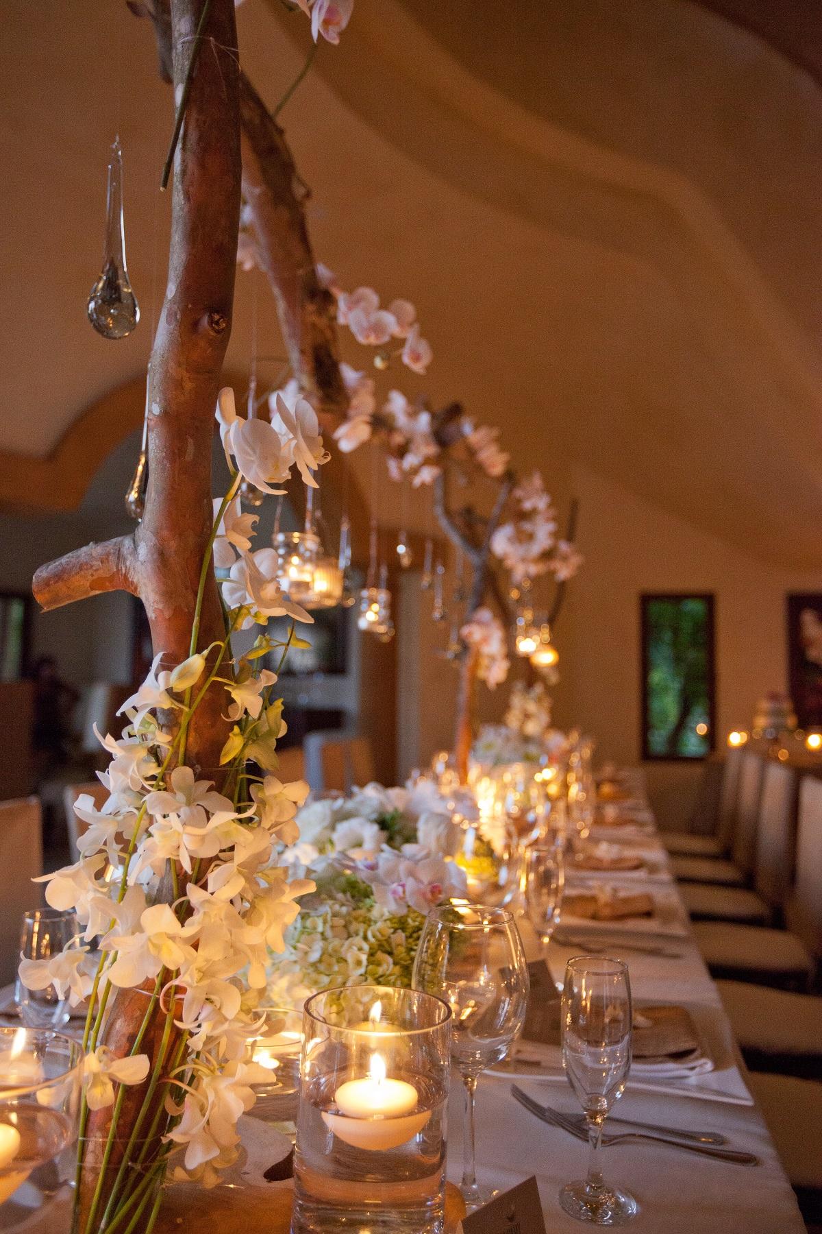Long Tables wedding in Costa Rica Elena Damy