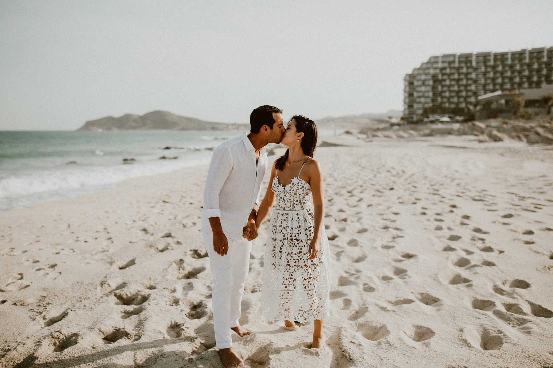 beach wedding photos private villas for rent for weddings cabo elena damy wedding planners