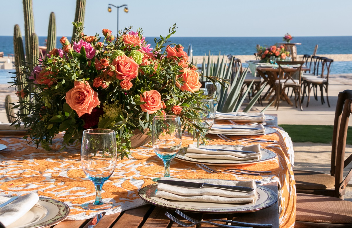 Cabo Fiesta Event Decor Elena Damy Destination Weddings Mexico