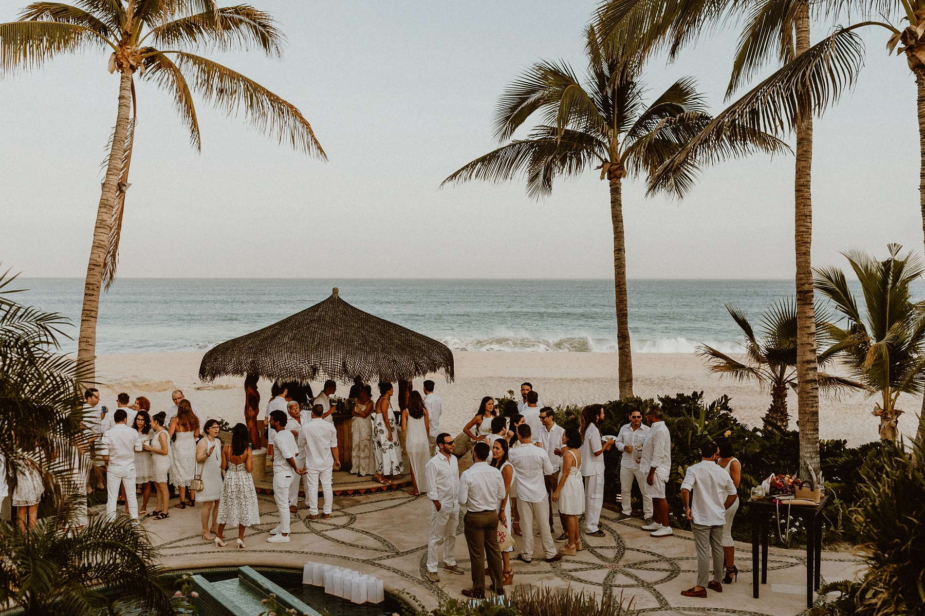 private villas for rent for weddings cabo elena damy wedding planners welcome party