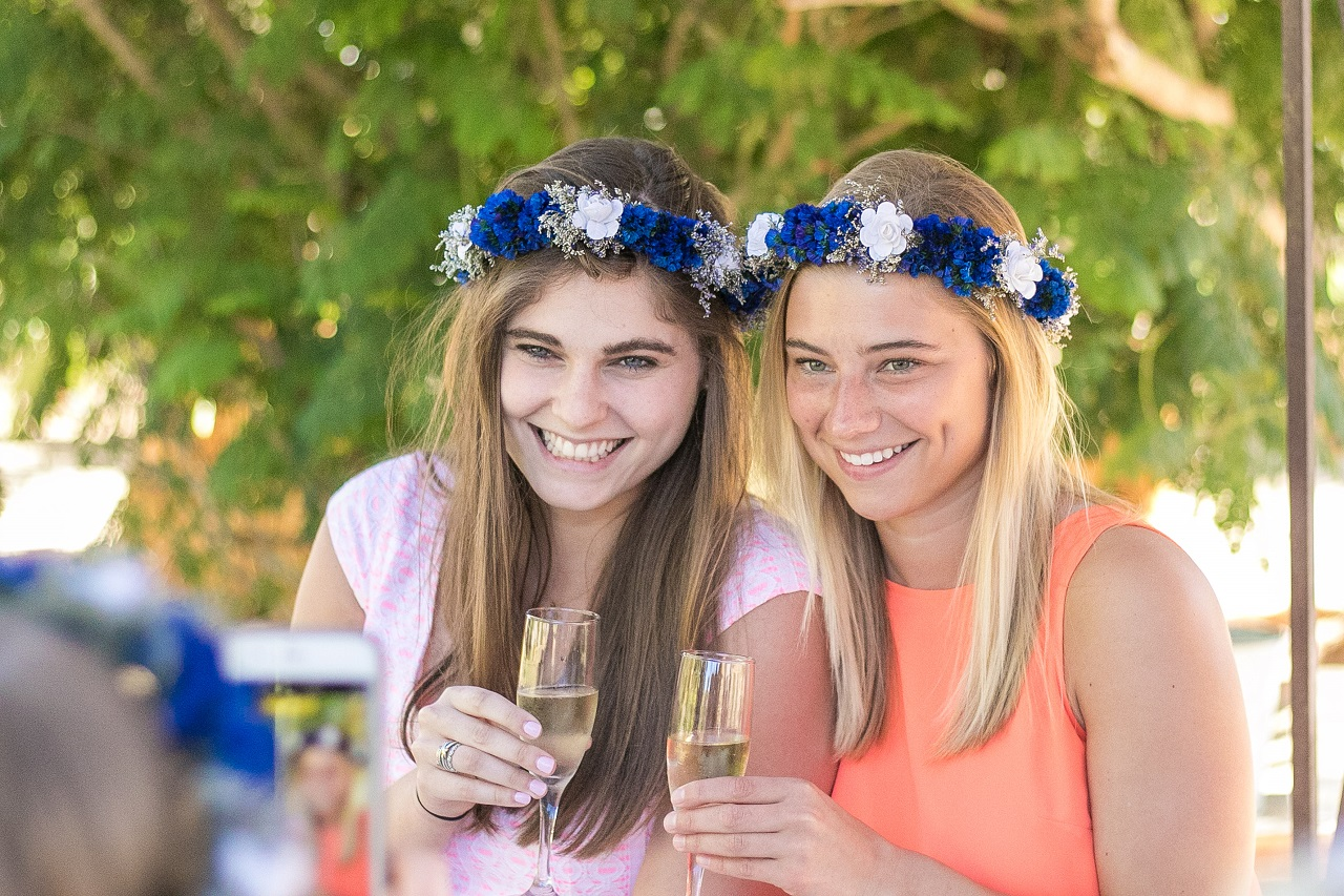 Bridal Brunch Destination Wedding Planners Cabo Elena Damy
