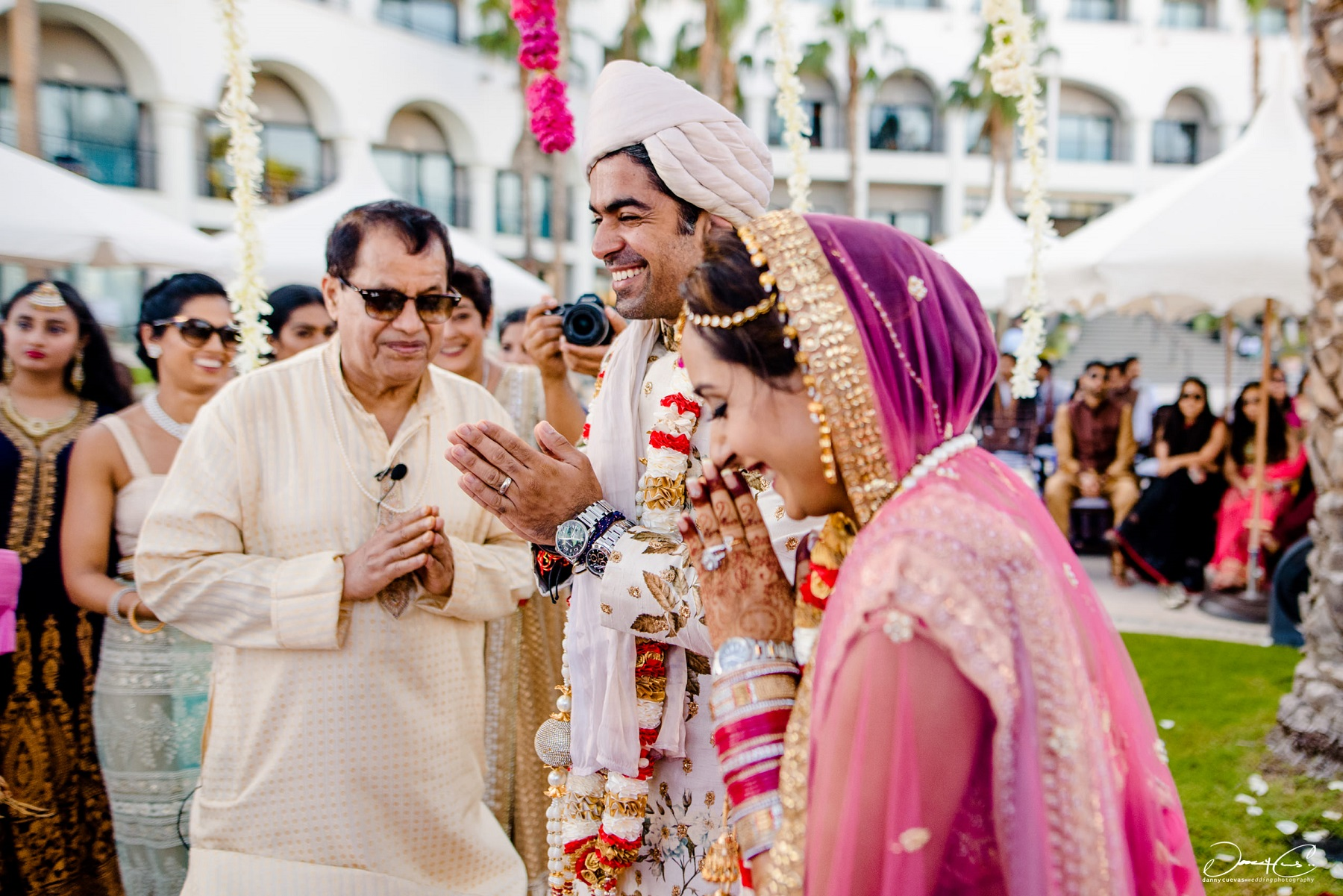 Indian Weddings Hindu Ceremony Cabo Mexico Wedding Planner Elena Damy