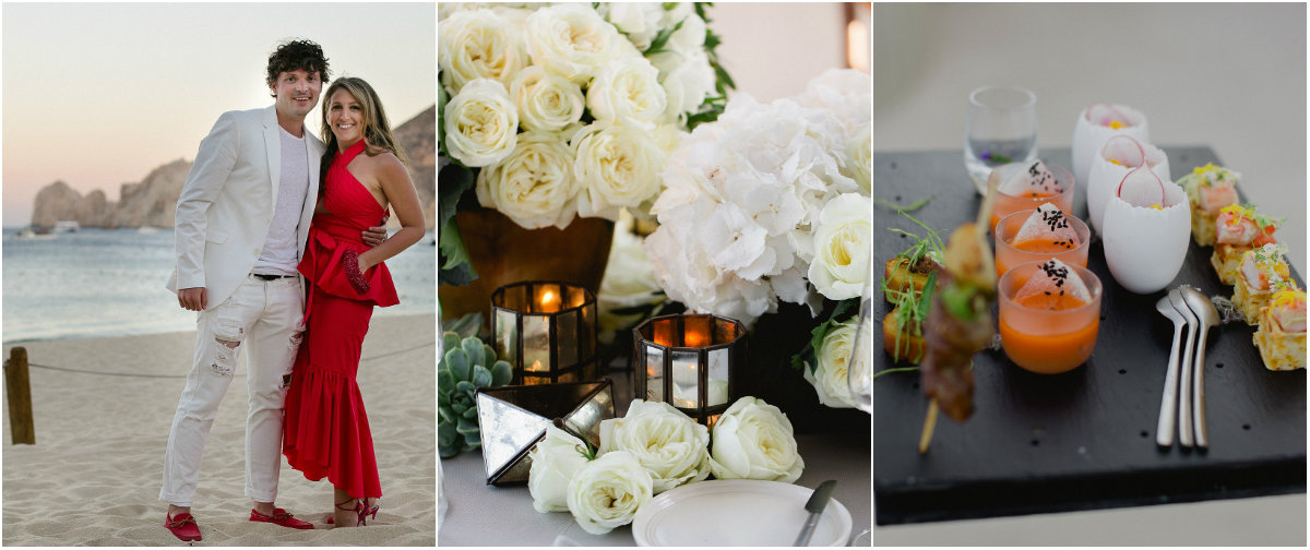 luxury wedding planners cabo event designs elena damy