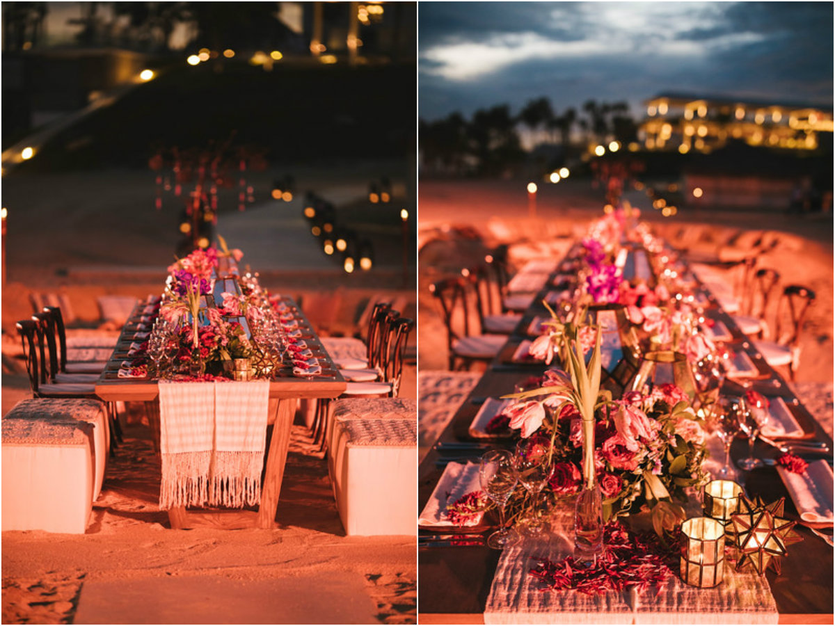 beach wedding cabo elena damy event design