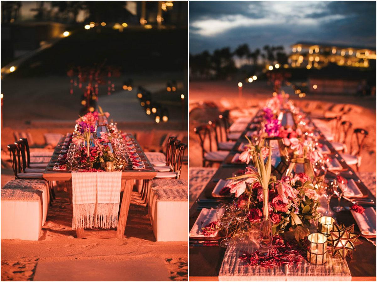 beach wedding cabo elena damy event design