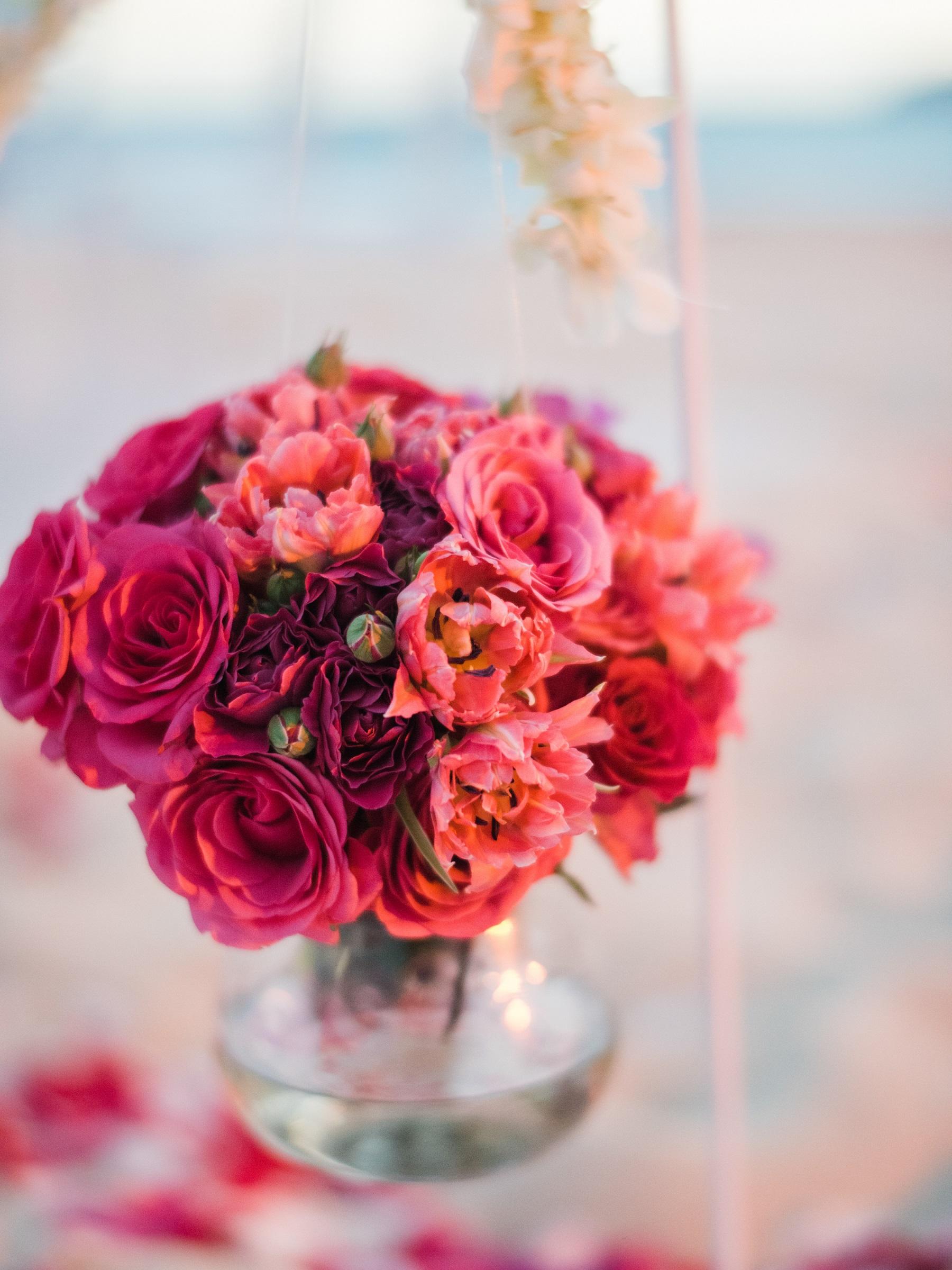 elena damy ceremony flowers beach weddings cabo san lucas