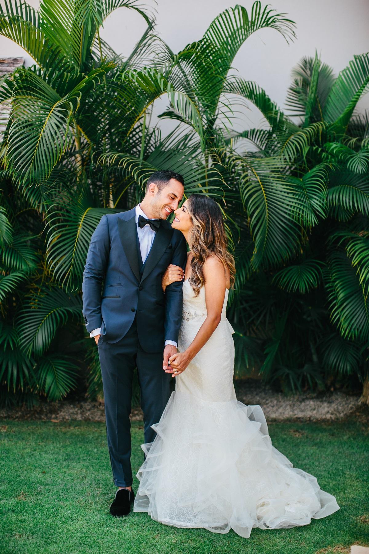 Nusha & Marcel's Esperanza Wedding On Carats