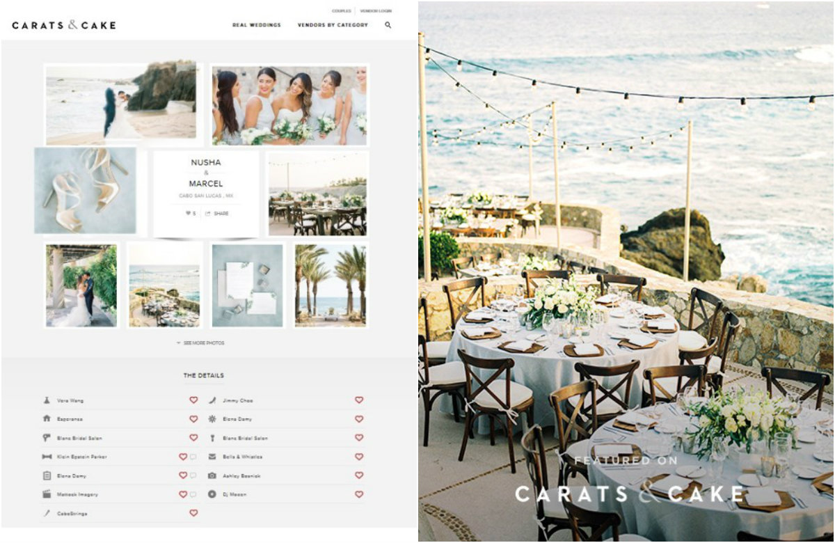 cabo wedding planners event designers mexico elena damy