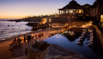 outdoor weddings on the beach cabo