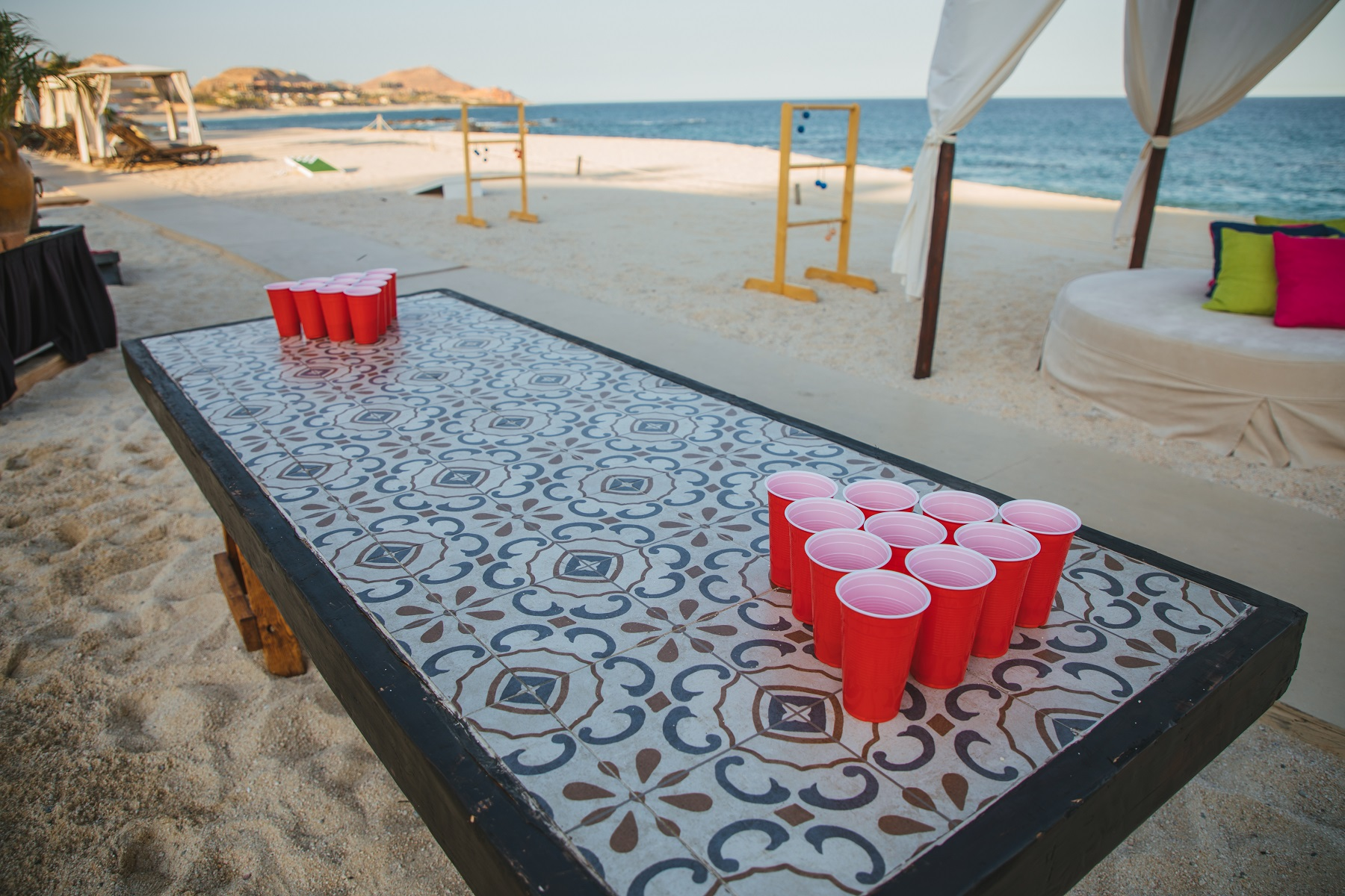 mexican theme parties on the beach cabo weddings elena damy party games