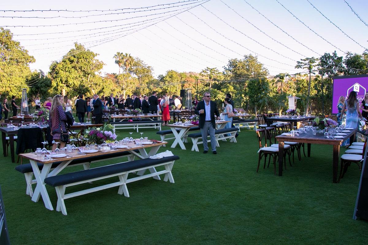 Corporate Event Flora Farms