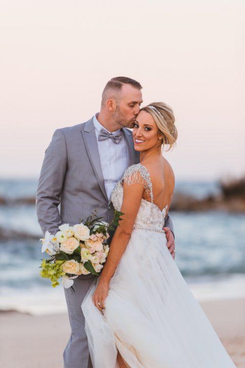 beach weddings cabo san lucas elena damy
