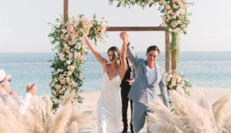 rickie fowler wedding cabo san lucas
